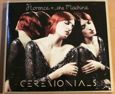 "FLORENCE + THE MACHINE ""CEREMONIALS"" 2011 CD with LTD BONUS DISC feat 8 TRACKS"