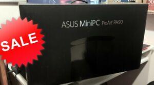 ASUS ProArt PA90 Mini PC Intel Core i9-9900K 32GB 512GB Quadro P4000 Win10 Pro