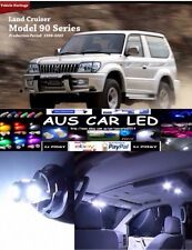 Toyota Landcruiser Prado 90 Series Bright White LED Interior Light Upgrade Kit