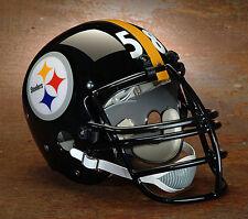 PITTSBURGH STEELERS #58 Football Helmet Decals (NUMBERS ONLY) JACK LAMBERT