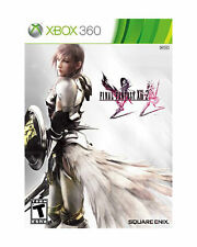 Final Fantasy XIII-2 (Microsoft Xbox 360, 2012) Complete CIB But No Poster