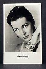 Marianne Cook - Movie Photo - Film Foto Autogramm-AK (Lot-H-3561