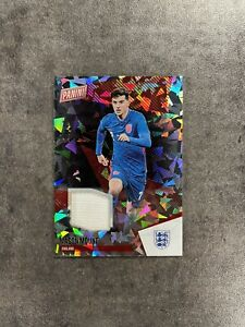2021 Panini Mason Mount 15/19 Numbered Jersey Patch Card  Chelsea England UEFA
