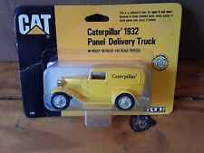 Ertl Caterpillar 1932 Ford Panel Delivery in The Pack 1/43 Scale
