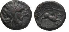 Ancient Greece 196-146 Bc Magnetes Thessaly Cheiron Zeus/centaur