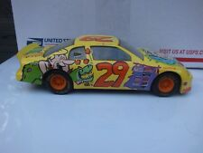 Steve Grissom #29 Cartoon Network 1995 NASCAR Chevy Monte Carlo 1/24 Diecast Car