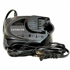 Hitachi UC10SL2 10.8-12V Li-Ion Rapid Battery Charger New for BCL1015 BCL1015S