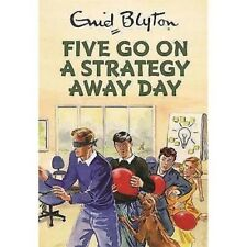 Five Go On a Strategy Away Day  (Enid Blyton for Grown Ups) - Audio CDs