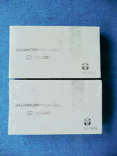 2 boxes of Nu Skin Galvanic SPA Facial Gels With Ageloc New and Sealed