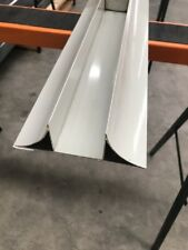 50mm Powder Coated Double Coving Channel For Partition Wall,Annex,Coolroom 5.8m