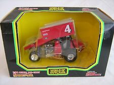 1994 Racing Champions Bobby Davis Jr #4 Winged Sprint Car 1/24