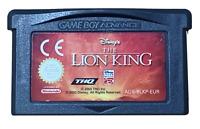 The Lion King Nintendo Gameboy Advance (Cartridge)