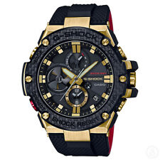CASIO G-SHOCK G-STEEL 35th Anniversary Limited Gold Tornado Watch GST-B100TFB-1A