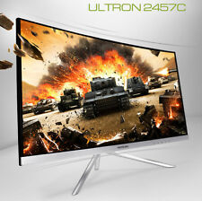 24 Inch Curved 144Hz Gaming Monitor Hansung 2457C FHD 1920x1080 PVA 1ms 1800R