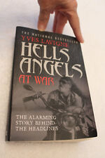 Free Shipping!  HELLS ANGELS AT WAR by Yves Lavigne - 2011 - 624 pgs - Paperback