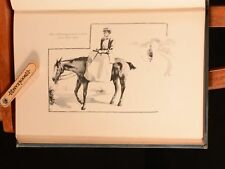 1895 Beggars On Horseback by Martin Ross and E. OE. Somerville First Edition Ill