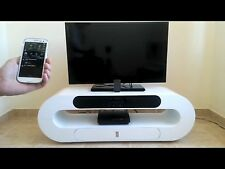 INNOBEATS SMART COFFEE TABLE / ENTERTAINMENT TELEVISION CABINET. NEW.