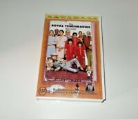 The Royal Tenenbaums VHS Pal Big Box Ex Rental Wes Anderson