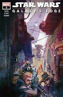 Star Wars Galaxy's Edge #5 Marvel Comics 2019 1st Print cover A
