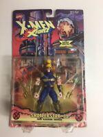 X-MEN X- FORCE SHATTERSTAR III WITH TWIN SLASHING SWORDS