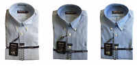 NEW Kirkland Signature Men's 80/2 Non-Iron Button Down Collar Dress Shirt