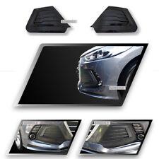 SPW Fog Light Garnish Cover Plates for Hyundai Elantra (Avante AD) 2017+