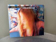 Anne McCue – Broken Promise Land CD, OOP