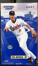 """Cal Ripken Jr. Baltimore Orioles 1997 12"""" Kenner Starting Lineup NIB"""