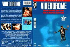 Videodrome ~ New DVD ~ James Woods_Directed by David Cronenberg (1983)