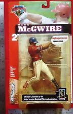2000 Mark McGwire #25 MLBPA Figurine McFarlane Spawn Big Leaguer SERIES 1