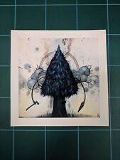 Jeff Soto Self Destructive Tiny Showcase Art Print Limited Edition Poster Mini