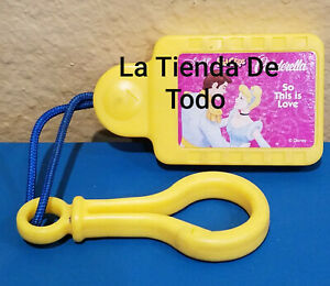 SO THIS IS LOVE TITLE CARTRIDGE FOR CINDERELLA TUNES KID CLIP PLAYER READ