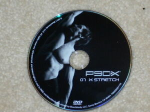 P90X 07 X Stretch (Replacement DVD Disc Only) - FREE SHIPPING