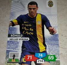 CARD ADRENALYN 2013/14 CALCIATORI PANINI VERONA ROMULO CALCIO FOOTBALL