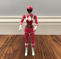 "Power Rangers Legacy Collection MIGHTY MORPHIN PINK 6.5"" Fig Limited Bandai VGUC"