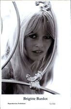 Beautiful Actress BRIGITTE BARDOT 72/555 Swiftsure 2000 Postcard GREAT QUALITY