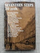 SEVENTEEN STEPS TO 221B FIRST EDITION JAMES EDWARD HOLROYD SHERLOCK HOLMES