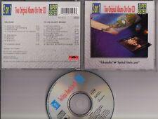 SUPERSISTER Iskander & Spiral Staircase 2on1 CD DUTCH PSYCH PROG POLYDOR W GERMA
