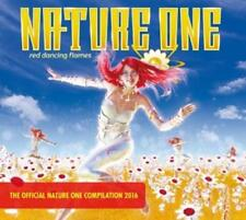 Nature One 2016 - Red Dancing Flames -- 3 CD  NEU & OVP VVK 22.07.2016