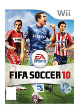 FIFA Soccer 10 (Nintendo Wii, 2009) - US Version - FREE UK POSTAGE