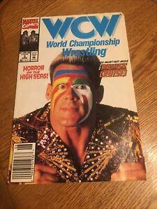 MARVEL COMICS: WCW WRESTLING #3.  STING. PM2