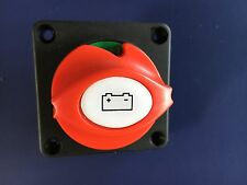 12v 24v Marine Boat Battery Isolator Cut Off Kill Switch On / Off Removable Knob