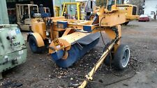 Mb Tow Behind Sweeper Power Broom Sweepster