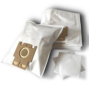 10 Staubsaugerbeutel für Miele Swing H1 Excellence EcoLine  + 2 Filter