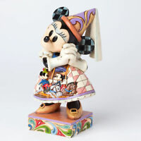 Disney Traditions Jim Shore Brave Little Tailor's Princess Minnie Mouse Figurine