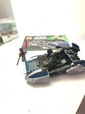 Lego 75022 Star Wars Mandalorian Speeder Complete