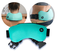 Vibrating Body Massager for pain relief, Vibrating Strap therapeutic Massage