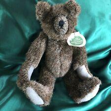 "Mary Meyer Green Mountain Bears By Carol Carini- 13"" Mansfield"