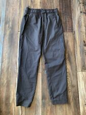 Men's Revolution By Cherokee Pewter Scrub Bottoms Small