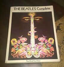 "Libri/Riviste/Giornali""SPARTITI THE BEATLES COMPLETE PIANO VOCAL EASY ORGAN""Wise"